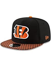 e7c08c980 New Era 9Fifty Hat Cincinnati Bengals Sideline 17 On Field Adjustable Snapback  Cap