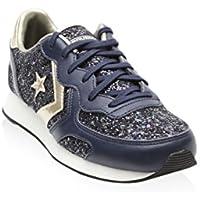 Converse All Star 555082C Auckland racer ox glitter iris MainApps