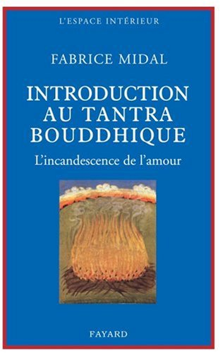 Introduction au tantra bouddhique : L'incandescence de l'amour par Fabrice Midal