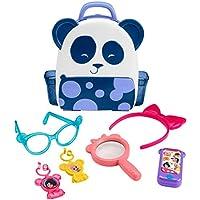 Mattel-FLW56 Mochipanda de Cleo, juguete familia Telerín (FLW56)
