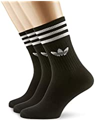 adidas Mid Cut Chaussettes (3 Paires) Mixte