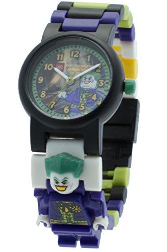 Lego Reloj, diseño DC Universe Joker 8020240