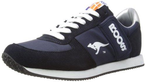 Roos Red - Sneaker, Uomo, Blu (Blau (Bleu (Navy/White))), 42