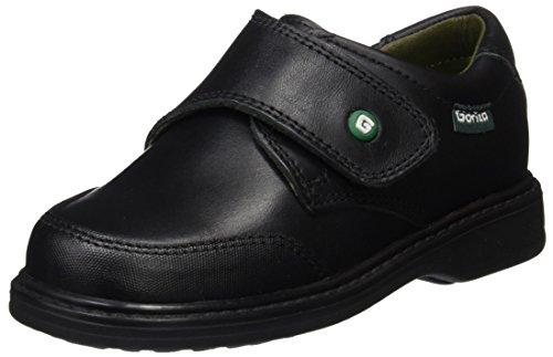Gorila 31401, Zapatos Infantil, Negro, 25 EU