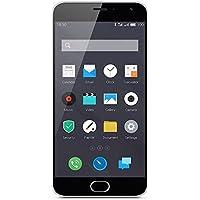 "Meizu M2 - Smartphone de 5"" (4G, WiFi, Bluetooth, dual SIM, Quad Core 1.3 GHz, 16 GB, cámara 13 MP + 5 MP, Android 5.1) color blanco"