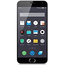 "Meizu M2 - Smartphone de 5"" (4G, WiFi, Bluetooth, dual SIM, Quad Core 1.3 GHz, 16 GB, cámara 13 MP + 5 MP, Android 5.1) color blanco"