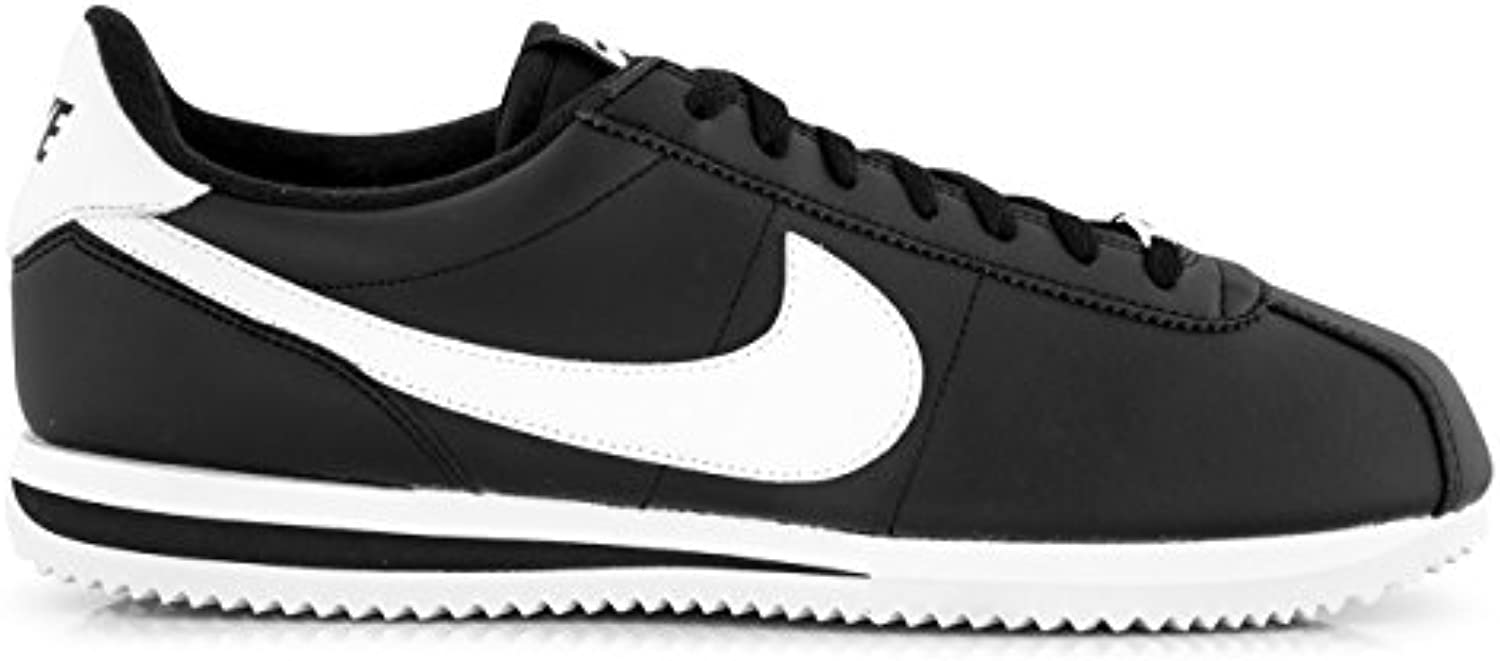 Nike Mens Cortez Basic Leather Trainers