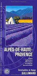 Provence-Côte d'Azur:Alpes-de-Haute-Provence: Digne, Castellane, Manosque, Forcalquier, Barcelonnette
