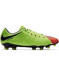 Nike Hypervenom Phade II TF, Scarpe da Calcio Uomo, Verde (Green Strike/Black/Black), 42.5