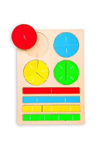 Legler 4436 - Puzzle - - Holz-puzzle Kreis