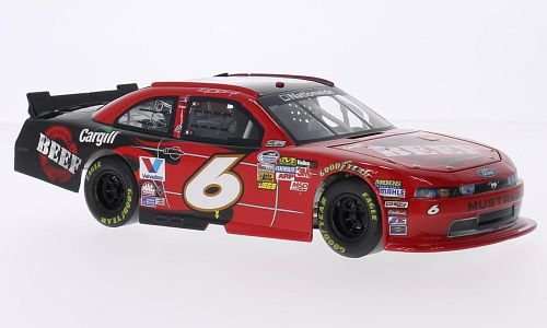 ford-mustang-no6-roush-fenway-racing-cargill-nascar-2012-modellauto-fertigmodell-lionel-racing-124