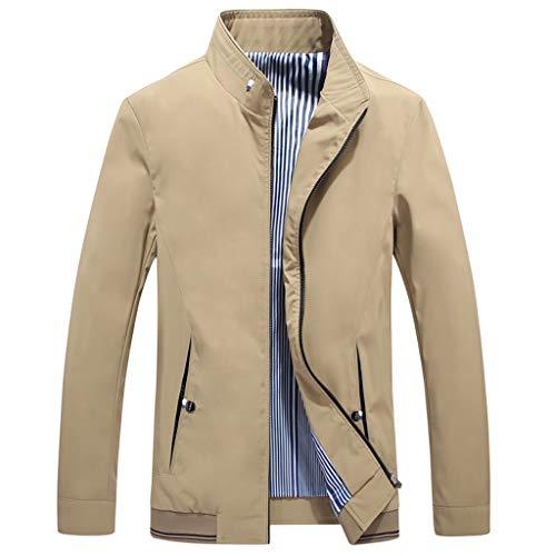 Deep lovly Herren Jacke Herbst Winter Frühling Jacke Lässige Mode Charmant England Stil Tops...