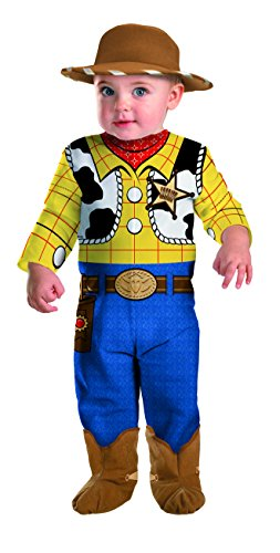 Woody Kostüm Baby - Toy Story Woody Jumpsuit Child Classic