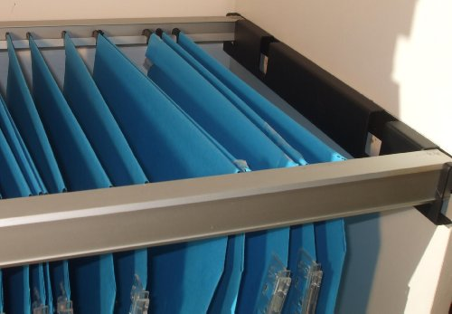 Self-Supporting Frame for A4 Suspensions Files - for Wooden or Metal Filing Cabinets