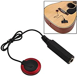 Pastilla Pickup para Guitarra, Ukelele, Violín y otros instrumentos - Foxpic Piezo