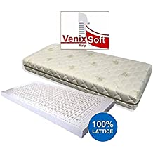 Materasso singolo lattice - venixsoft - Amazon.it