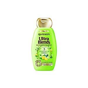 Garnier Ultra Blends 5 Precious Herbs Shampoo, 175ml