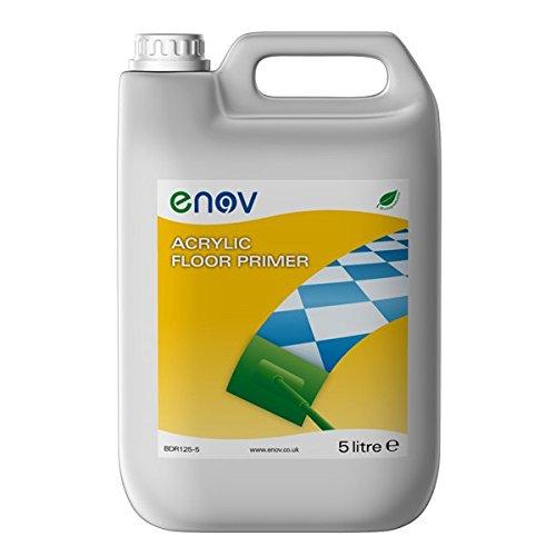 enov bdr125–5Acryl Boden Primer Unterwolle, 5l Volumen (2Stück)
