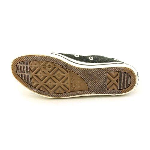 Converse chuck taylor slim salut-chaussures top en 113893F (noir) Noir - Noir