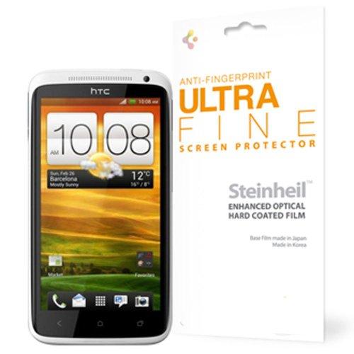 SPIGEN SGP HTC One X Screen Protector Steinheil Ultra Fine Series