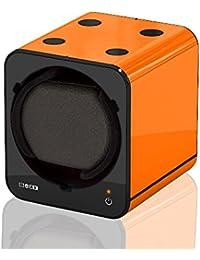 Boxy Trousse Fancy Brique Montre Enrouleur–Couleur Orange–par Beco Technic–Système modulaire–Technologie Power partage–programmable–Haute Qualité–Sans Adaptateur d'alimentation
