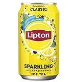 Lipton Sparkling Eistee Classic m. Kohlensäure 24 Dosen a 330 ml inkl.Pfand