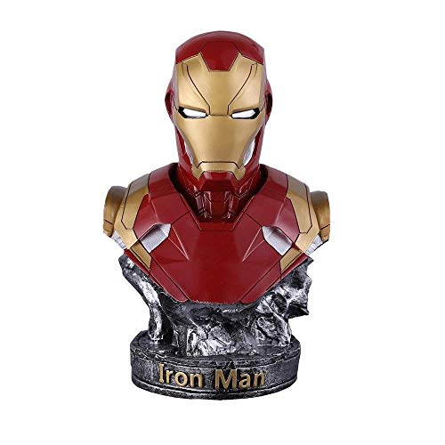 Figura de Iron Man de Marvel Toys - Figuras de Iron Man - Serie de Tit
