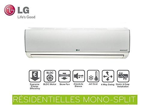 ENSEMBLE LG MONO-SPLIT LIBERO PLUS INVERTER D18RL SS2