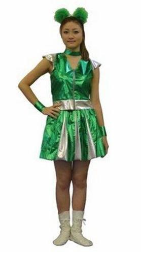 (japan import) (Green Ranger Kostüm Erwachsene)