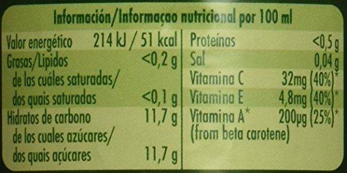 Granini Zanahoria y Naranja, Zumo de Frutas - 1 l