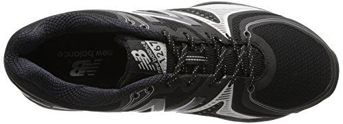 New Balance Men's MX1267 Training Shoe Black/Silver