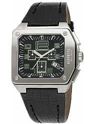 Breil Milano BW0394 - Reloj de caballero de cuarzo, correa de piel color negro