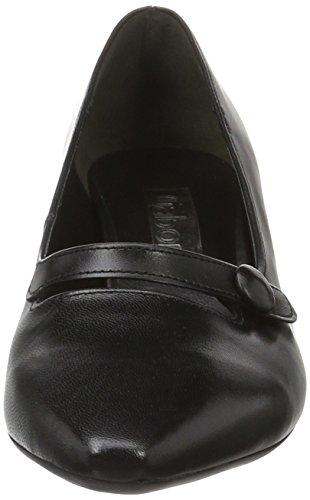 Gabor Shoes Fashion, Scarpe con Tacco Donna Nero (schwarz 37)