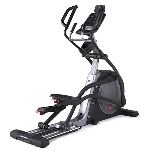 414xvlZxEiL. SS500  - PRO-FORM Proform Trainer 7.0 Elliptical Bike, Front Wheel, Compatible with Bluetooth App iFit Cardio, Motorised Tilt Ramp 0-20°, 20 Resistance Levels, 28 Programs, Sports Use, Fitness, Well-Being