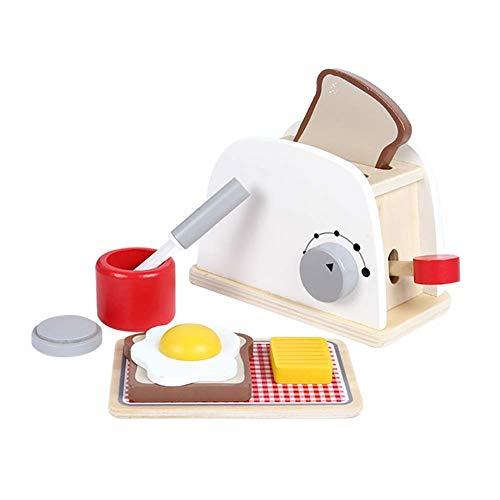 RANRANJJ Haushaltsspielsets Spielzeug, schenken Kinder Kid Pretend Play Toys entwicklungs pädagogisches Pretend Play haushaltsgeräte küche Spielzeug Geschenk Deco