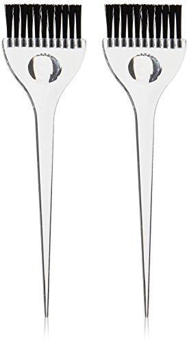 Efalock Professional Färbepinsel acryl breit, 2er Pack, (2 x 1 Stück)