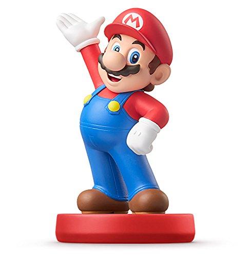 Amiibo Mario - Super Mario series Ver. [Wii U]Amiibo Mario - Super Mario series Ver. [Wii U] [Japanische Importspiele] (Mario Super Amiibo Figuren)