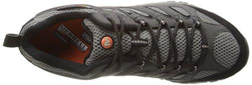 Merrell - Moab GTX - Chaussure de randonnée - Montante - Homme Gris