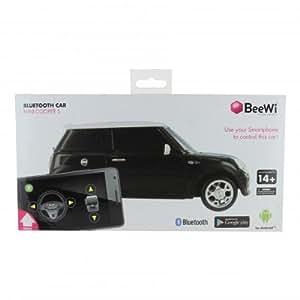 Beewi Mini Cooper S Voiture Bluetooth Noir