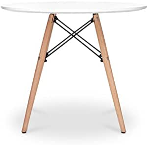 Table DSW Junior Charles Eames Style - Bois Blanc