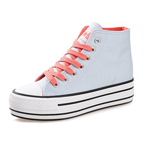 Alto spessore sneakers alte alla fine del/Scarpe A