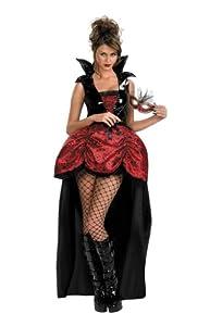 César - Disfraz de vampiresa para mujer, talla 42-44 (C461-002)