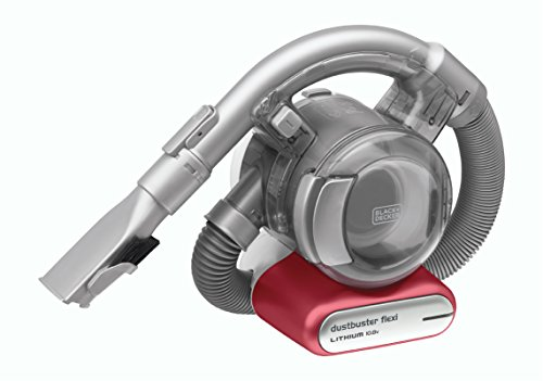 BLACK+DECKER PD1020L-QW Aspiratore Dustbuster Flexi, al Litio, 16.2 Wh