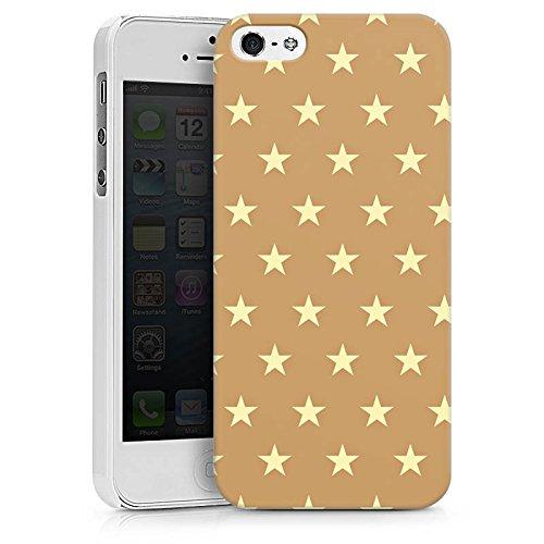 Apple iPhone X Silikon Hülle Case Schutzhülle Sternchen Muster Polska Hard Case weiß