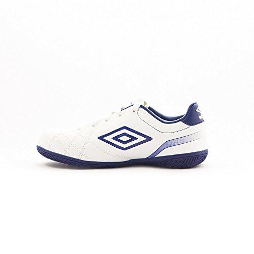 Umbro Umbro Classico 4lc Jnr - Stivali da bambini Blanco / Blueprint