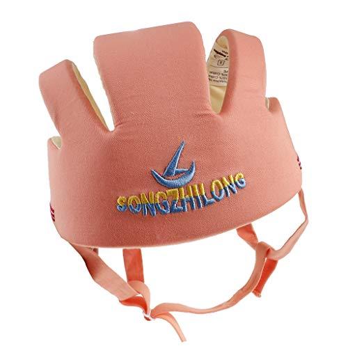 aby Schutzhelm Kopfschutzmütze für Kleinkind Laufen oder Spielen - Orange ()