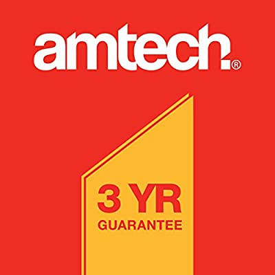 Am-Tech S1810 Bicycle Repair Tool and Puncture Kit by Am-tech