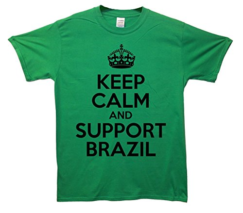 keep-calm-and-support-brasile-maglietta-verde-large