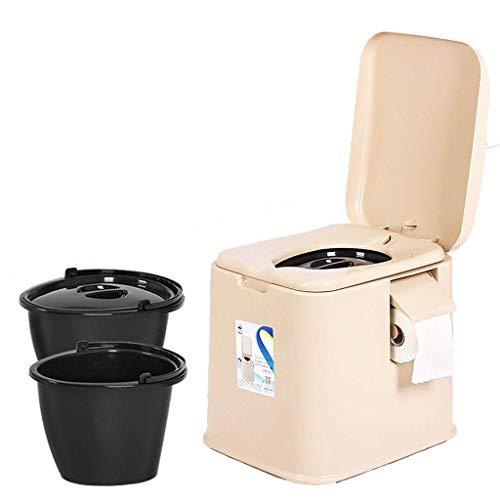 Preisvergleich Produktbild SXRNN Tragbare Toilette Für Camping Mit Papierablage Zum Aufhängen Camping-Ausflug