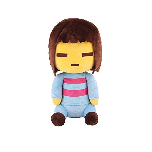 Undertale Frisk Plush Soft Toy Doll For Kids Gift